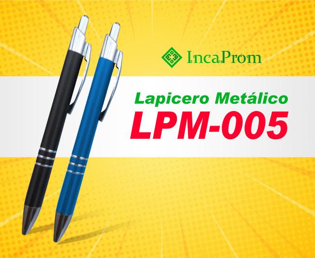 Lapicero Metalico Publicitario LPM-005