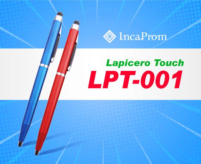 Lapicero Touch Publicitario LPT-001