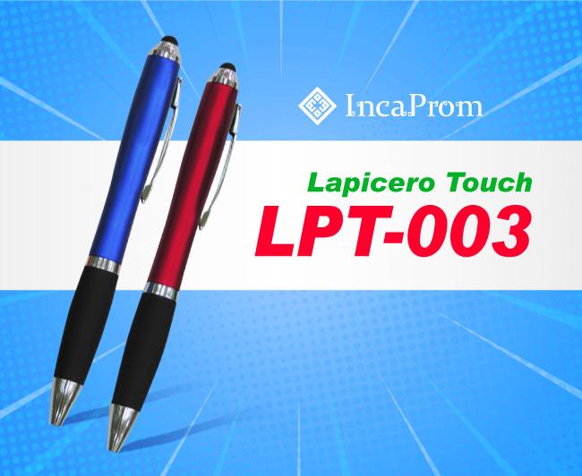 Lapicero Touch Publicitario LPT-002