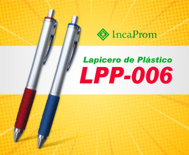 Lapicero de Plastico LPP-006